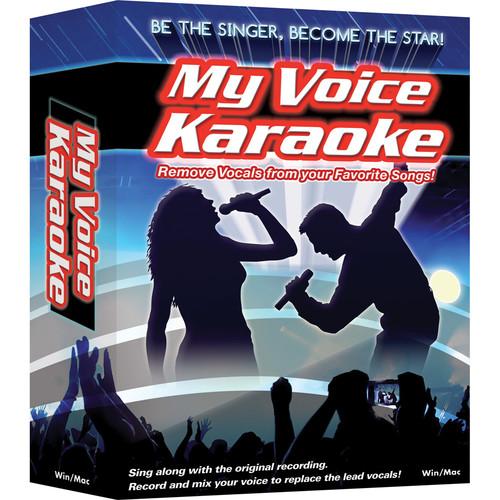 eMedia Music My Voice Karaoke (Win Download)