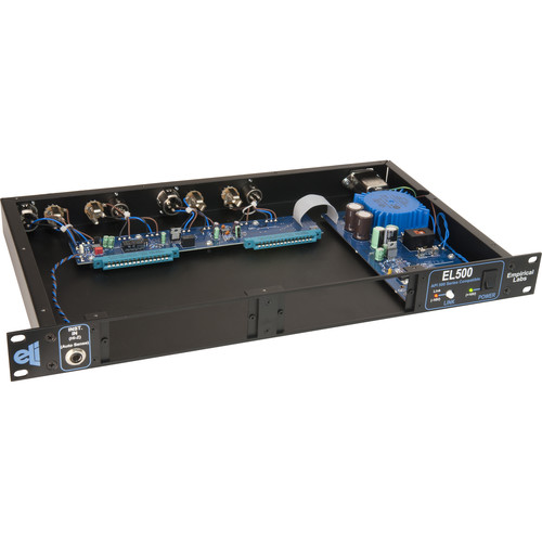 EMPIRICAL LABS EL500 Rack - 2 Channel API 500 Series Rack Horizontal