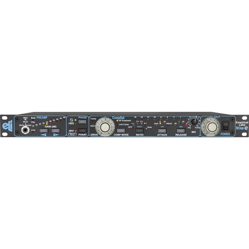 EMPIRICAL LABS EL-9 Mike-e Microphone Preamp and Compressor/Saturator