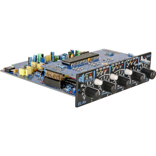 EMPIRICAL LABS DocDerr ELRX-H - 500 Series - Multi-Purpose Tone Module (Horizontal Version)
