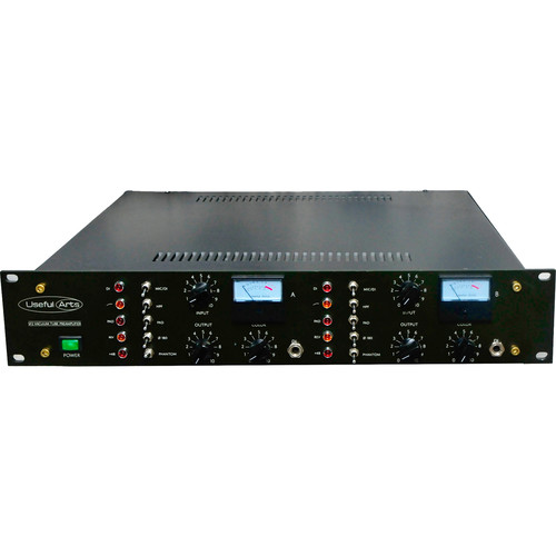 Useful Arts Audio SFP 60 Dual-Channel Microphone Preamplifier
