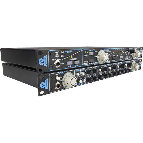 EMPIRICAL LABS Trak Pak Channel Strip - Mike-E Mic Pre and Lil Freq EQ
