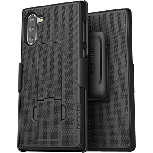 Encased DuraClip Series Slim Fit Case with Belt Clip Holster for Samsung Galaxy Note10