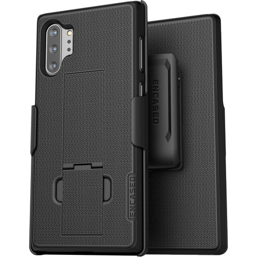 Encased DuraClip Series Slim Fit Case with Belt Clip Holster for Samsung Galaxy Note10+