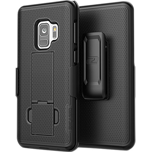 Encased DuraClip Slim Fit Case with Holster for Samsung Galaxy S9