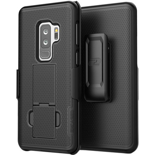 Encased DuraClip Series Slim Fit Case with Holster for Samsung Galaxy S9+