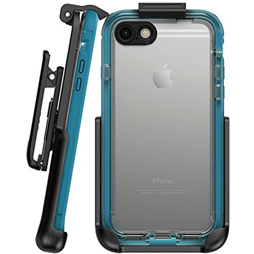 Encased Belt Clip Holster for iPhone 8 with LifeProof NUUD Case