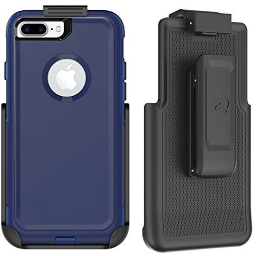 Encased Belt Clip Holster for iPhone 8 Plus with OtterBox Commuter Case