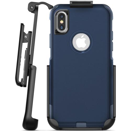 Encased Belt Clip Holster for iPhone X OtterBox Commuter Case