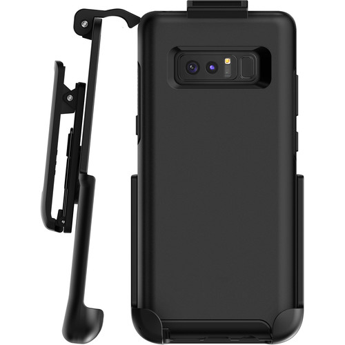 Encased Belt Clip Holster for Galaxy Note8 with OtterBox Symmetry Case