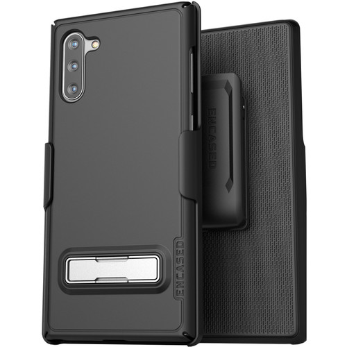 Encased Slimline Case with Belt Clip Holster for Samsung Galaxy Note10