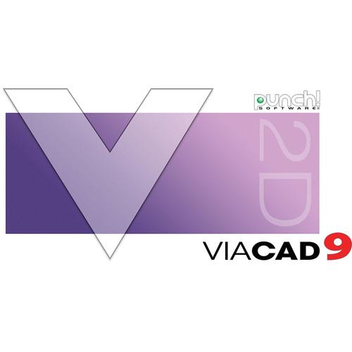 Encore Punch! ViaCAD 2D v9 for Mac (Download)