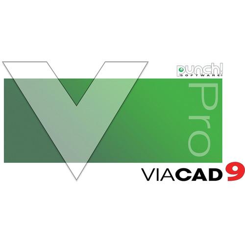 Encore Punch! ViaCAD Pro v9 for Windows (Download)