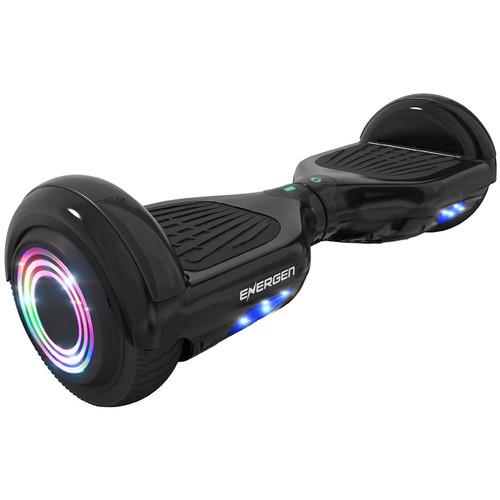 ENERGEN ENERGEN B651 Self Balancing Scooter with Bluetooth Speaker (Black)