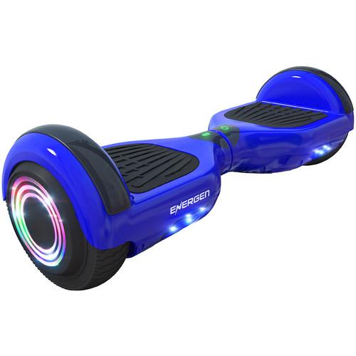 ENERGEN ENERGEN B651 Self Balancing Scooter with Bluetooth Speaker (Blue)