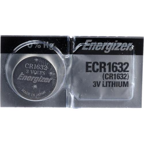 Energizer CR1632 Coin Lithium Battery (3V, 130mAh)
