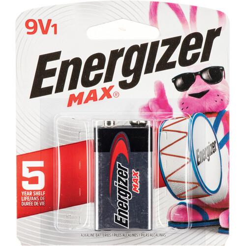 Energizer 9V Alkaline Battery