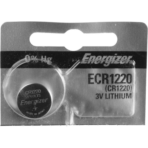 Energizer CR1220 Lithium Coin Battery