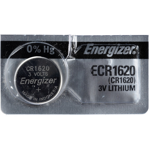 Energizer CR1620 Lithium Coin Battery