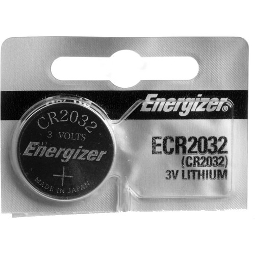 Energizer CR2032 Lithium Coin Battery