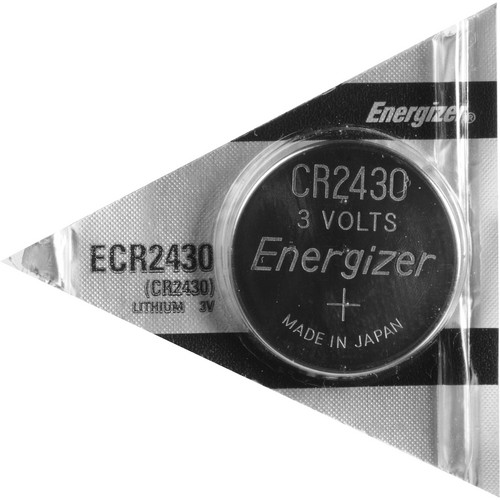 Energizer CR2430 Lithium Coin Battery