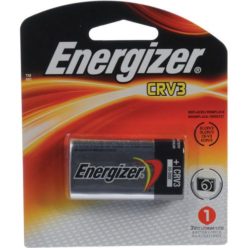 Energizer CRV3 Lithium Battery