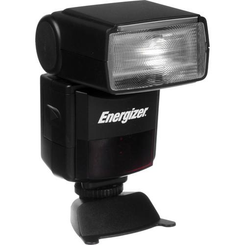 Energizer ENF-600N Digital TTL Flash for Nikon Cameras