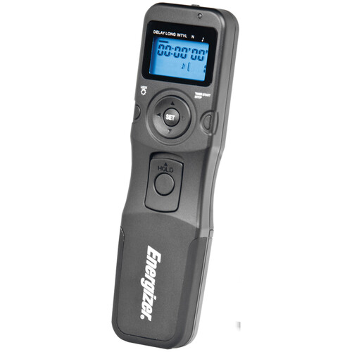 Energizer Multi-Fit LCD Timer Remote Shutter Release