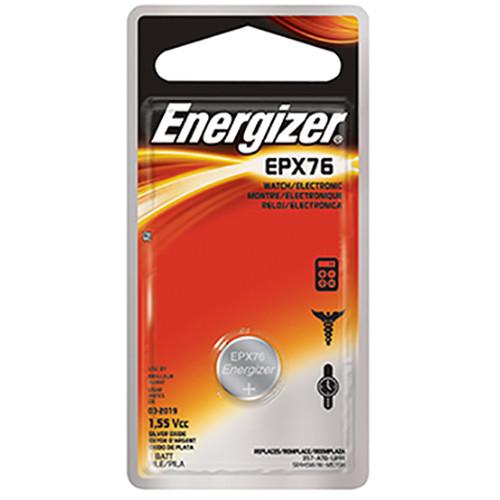 Energizer EPX76 Silver Oxide Battery (1.55V)