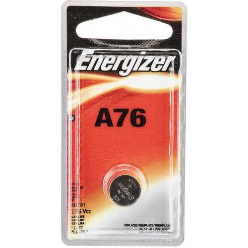 Energizer LR44 Alkaline Button Cell Battery