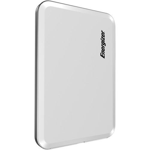 Energizer XP10000 10000mAh Rechargeable Power Pack (White)
