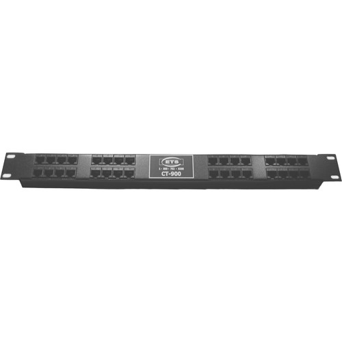 Energy Transformation Systems 32-Port RJ45 to 64-Pin Telco DS3 Breakout Panel