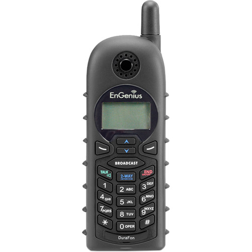 EnGenius DURAFON-PRO-HC Expansion Handset with TAP Firmware