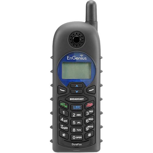 EnGenius DuraWalkie 1X / 2-Way Radio Handset for DuraFon 1X Phone Systems