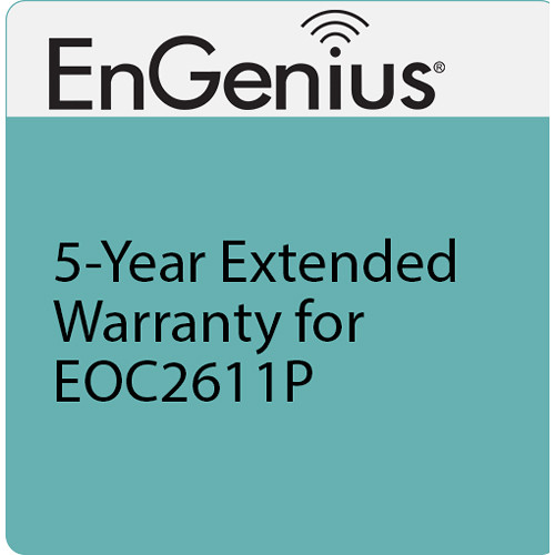 EnGenius 5-Year Extended Warranty for EOC2611P