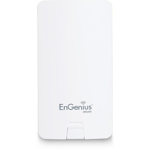 EnGenius ENS202 N300 Wireless 2.4 GHz Fast Ethernet Bridge