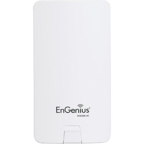 EnGenius ENS500-AC EnTurbo Advanced Wave 2 11ac 5 GHz Wireless Outdoor Bridge