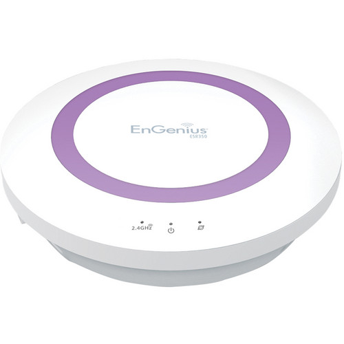 EnGenius ESR350 N300 Wireless 2.4 GHz Gigabit Router