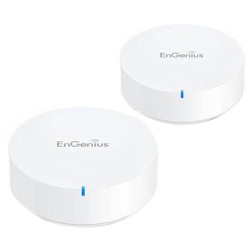 EnGenius EnMesh ESR530 AC1300 Dual-Band Whole-Home Mesh Router Wi-Fi System (2-Pack)