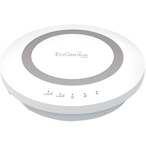 EnGenius ESR600 Dual Band Wireless N600 Xtra Range Router