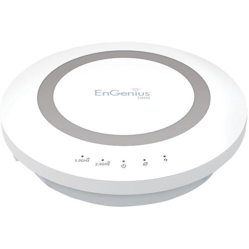 EnGenius ESR600 Dual Band Wireless N600 Xtra Range Router
