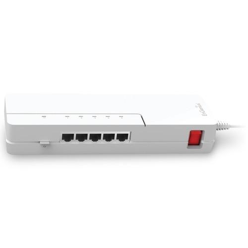 EnGenius Wireless N300 Media Bridge/Access Point with 5-Port Gigabit Switch