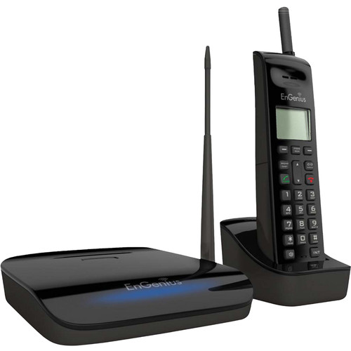 EnGenius FreeStyl 2 Extreme Range Scalable Cordless Phone System