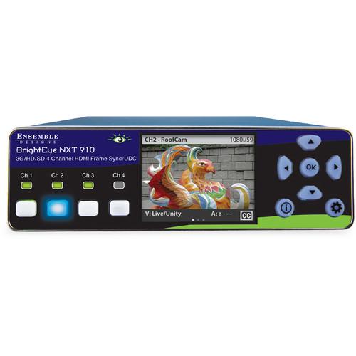 Ensemble Designs NXT 910 4-Channel HDMI/SDI Frame Sync with HDCP