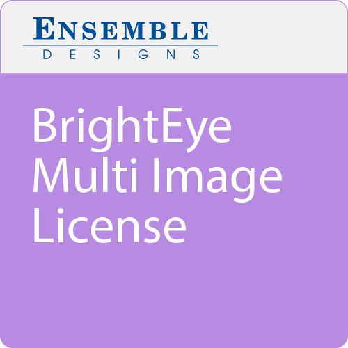 Ensemble Designs BrightEye Multi Image License