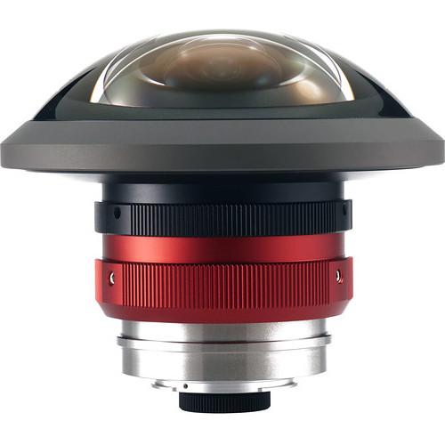 Entaniya Front Group Element of Hal 250° Extreme-Fisheye Lens