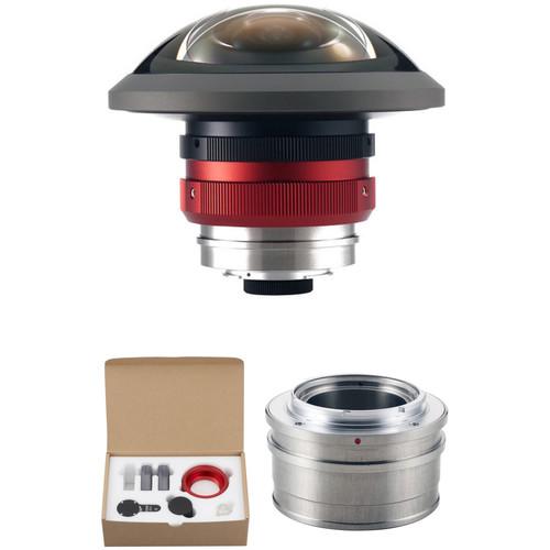 Entaniya Hal 250 Extreme Fisheye Lens E-Mount 3.6mm Kit