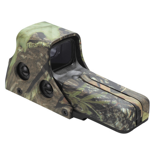 EOTech 512 Holographic Sight (Red Dot Reticle, Mossy Oak Obsession Camo)