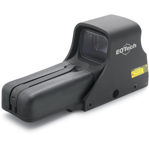 EOTech Model 552 Holographic Sight 2015 edition (XR308 .308 Ballistic Drop)