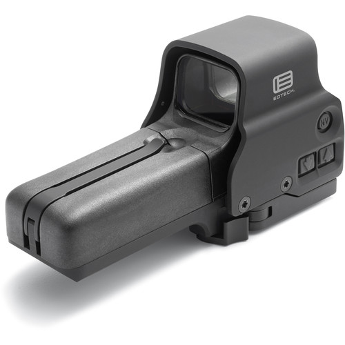 EOTech Model 558 Holographic Weapon Sight 2015 edition (Circle/Dot Reticle)